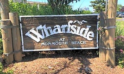 Community Signage, 52 Wharfside Dr, 0