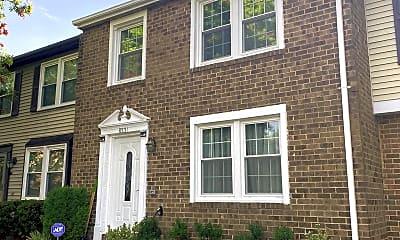 Building, 8331 Pondside Terrace, 1