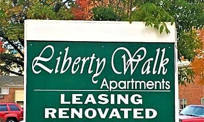 Community Signage, Liberty Walk, 0