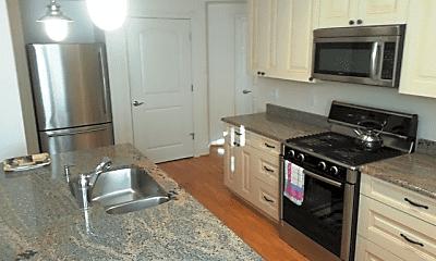 Kitchen, 629 Chapel St, 2