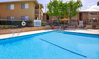 Pool, Five Coves Apartment Homes, 0