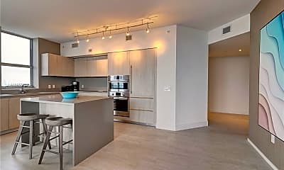 Kitchen, 4010 S Ocean Dr R1608, 1