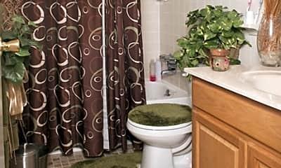 Bathroom, Victoria Gardens, 2