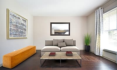Living Room, The Avenue in the Highlands, 1