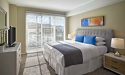 Bedroom, AVE Emeryville at Bay Street, 2