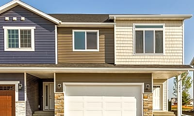 Building, Cottagewood Townhomes, 1