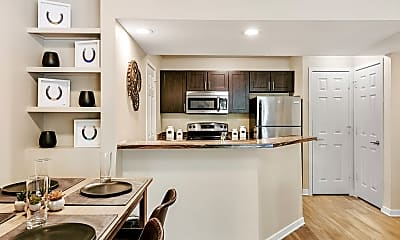 Kitchen, The Magwood, 1