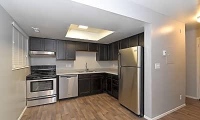 Kitchen, Sunnyvale, 1