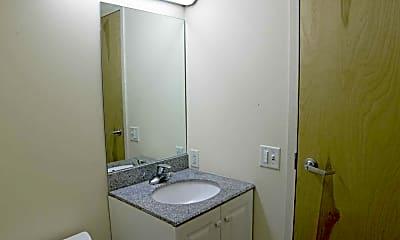 Bathroom, Cumberland Apartments, 2