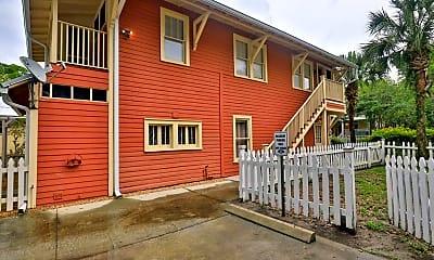 Bedroom, 207 E Voorhis Ave, 1
