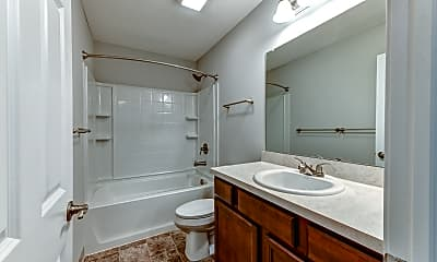 Bathroom, Olentangy Reserve, 2