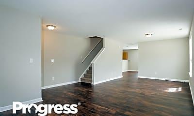 Living Room, 7400 Lowell Ridge Road, 1