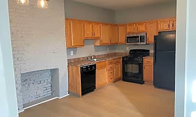Kitchen, 122 Philip St 1, 1