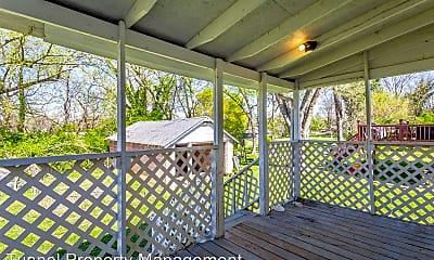 Patio / Deck, 1713 Wheeler Ave, 2