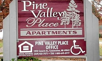 Pine Valley Place, 0