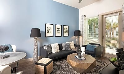 Living Room, 49 Briar Hollow, 2