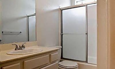 Bathroom, Whitsett Courtyard, 2