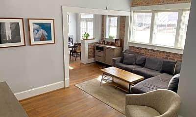 Living Room, 229 Ponce De Leon Ave NE 12, 1
