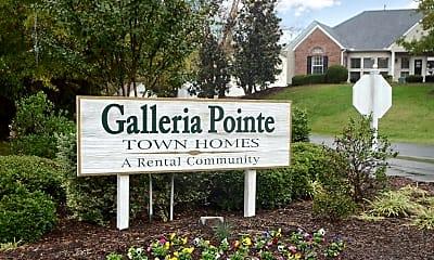 Community Signage, Galleria Pointe, 2