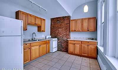 Kitchen, 23 Bedford Square, 0