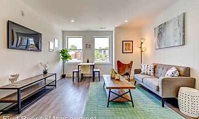 Living Room, 1122 Bladensburg Rd NE, 0