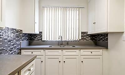 Kitchen, Santa Rosalia Apartments, 0