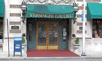 Building, Weissinger-Gaulbert, 1