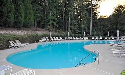 Pool, 3120 Vaughan Dr, 2