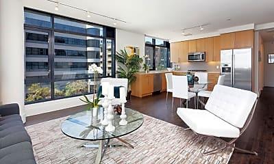 Living Room, 818 Van Ness Ave 406, 0