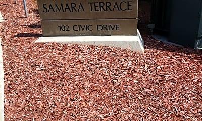 Samara Terrace, 1