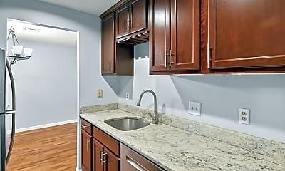 Kitchen, 42 Loomis St, 1