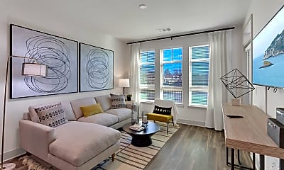 Living Room, Alta Green Mountain, 1