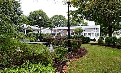 Courtyard, Georgetowne Homes, 0
