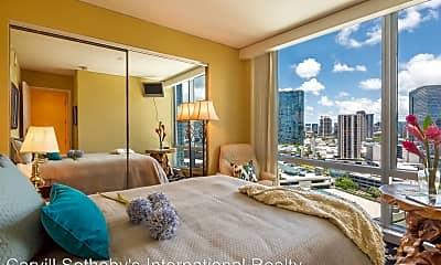 Bedroom, 1288 Ala Moana Blvd, 2