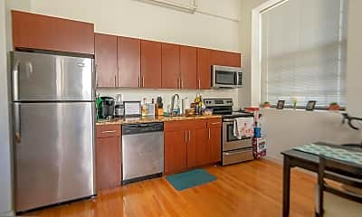 Kitchen, 4 Leverington Ave 301, 1