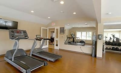 Fitness Weight Room, Severgn, 1