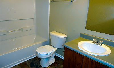 Bathroom, 10324 Butler Dr, 2