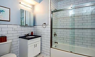 Bathroom, 412 Bronx Apartments, 2