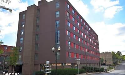 Building, 500 E College Ave, 0