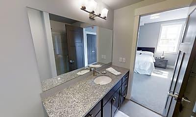 Bathroom, Kingsley Building, 2