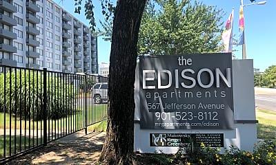 The Edison Apartments, 1