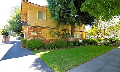 Building, 808 Santa Barbara St, 0