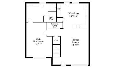 Building, 12 Middleton Ct, 1