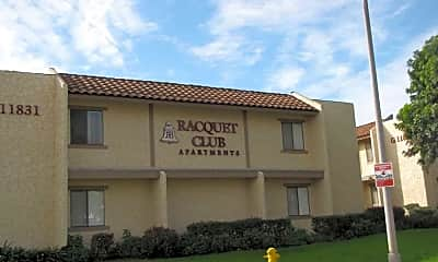 Racquet Club Apartments, 1