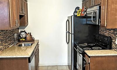 Kitchen, Audubon Pointe Apartments, 0
