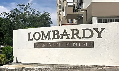 Lombardy Apartment Rentals, 1