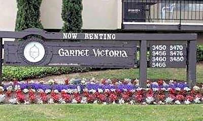 Garnet Victoria, 1