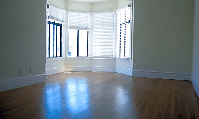 Living Room, 1607 Powell St, 1