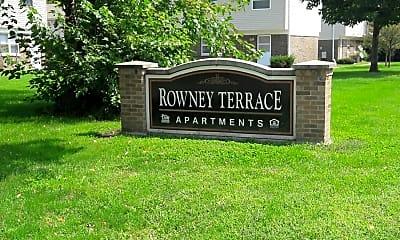 Rowney Terrace, 1