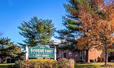 Community Signage, Kendell Court, 0